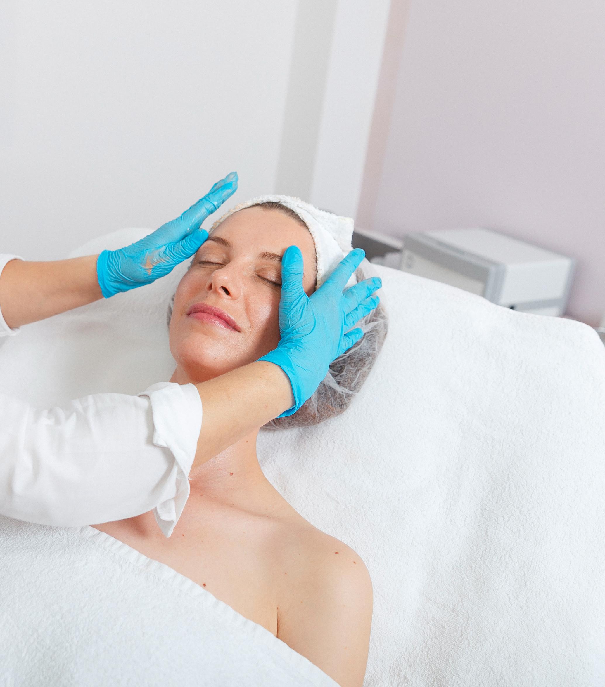 Lymphdrainage und Druckpunktmassage