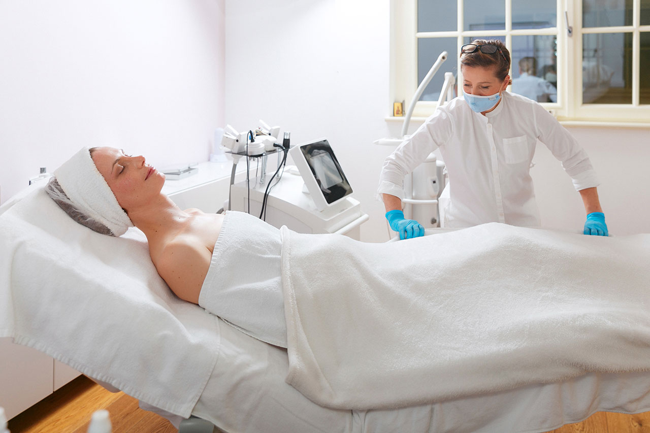 Körpermassage & Lymphdrainage